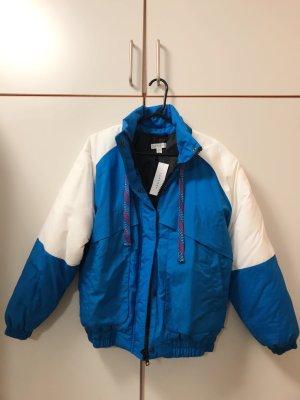 Top Model Sports Jacket neon blue-white