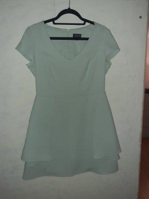 Topshop Mini vestido menta
