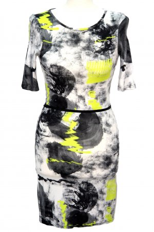 Top Shop Kleid mit Muster