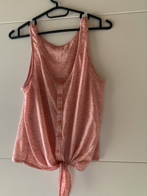 Basic Top bright red