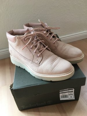 TOP Stiefellette TIMBERLAND Nellie Gr. 37 rosé Boots