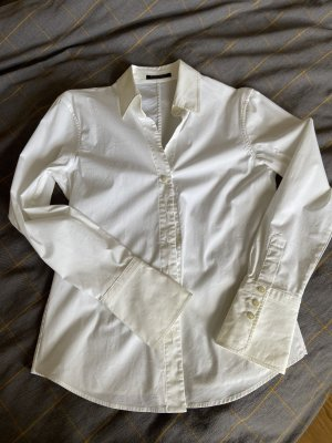TOP- Super klassische weiße Bluse