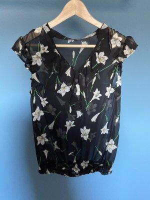 Top/T-Shirt durchsichtig