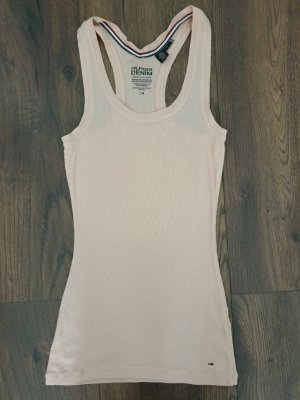 Tommy Hilfiger Top deportivo sin mangas rosa