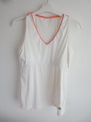 Top Trikot Sport weiß-orange