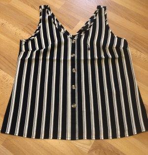 Vero Moda Blusa nero-bianco