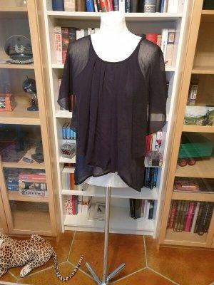 Top Vero Moda, GR. S schwarz Top T-Shirt tunika Leicht Sommer
