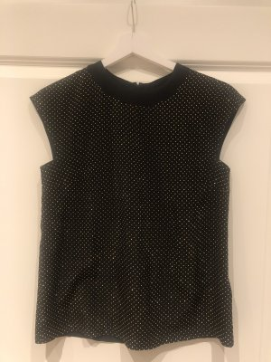 Versace for H&M Basic Top black-gold-colored