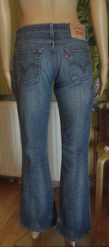 Top Vintage LEVIS Hüft-Jeans 529..blue washed..bootcut..Größe W29/L32, DE 36/38