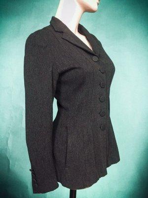 TOP Vintage Look Hennes Cord Velvet Blazer 34 32 XS S