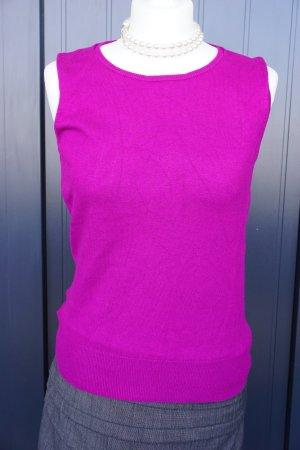 Ann Taylor Camisa tejida multicolor tejido mezclado