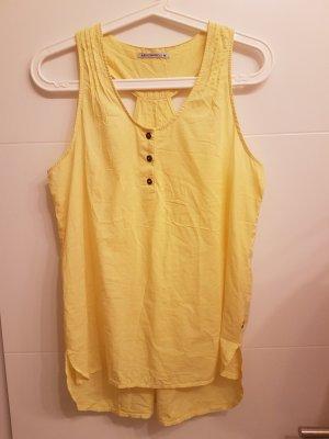 armedangels Blouse Top pale yellow