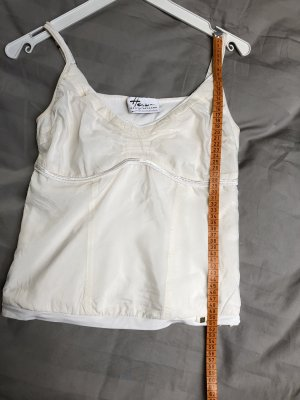 Beate Heymann Streetcouture Bustier Top natural white