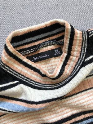 Bershka Neckholder Top multicolored