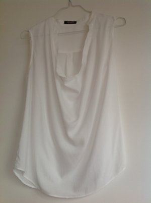 Conleys Sleeveless Blouse white