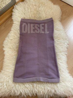 Diesel Top bustino grigio-lilla