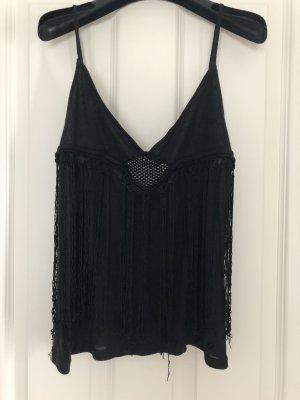 Top von DKNY Jeans  , Gr.M , schwarz