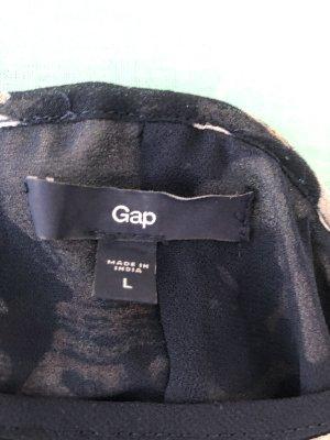 Gap Canotta a bretelle bianco-blu scuro