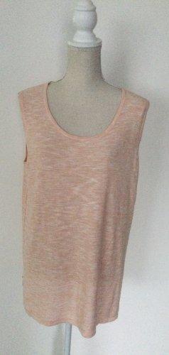 Gerry Weber Top lavorato a maglia rosa pallido