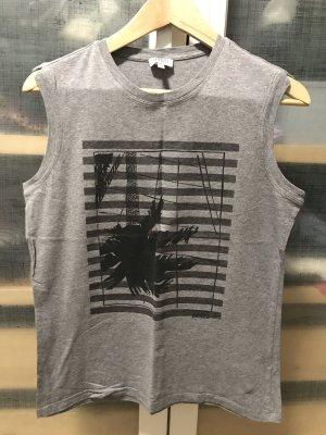 Kenzo Tanktop grijs-zwart