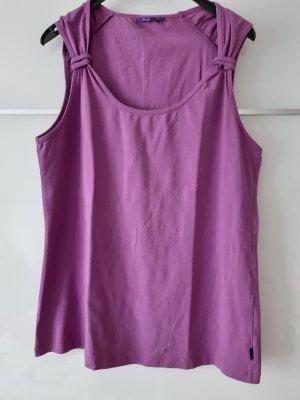 Mexx Basic topje violet Katoen