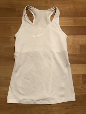 Nike Sporttop wit Polyester