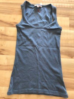 Tally Weijl Basic topje korenblauw