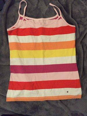 Tommy Hilfiger Top de tirantes finos multicolor