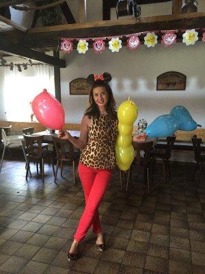 Top von Zara, Leopard
