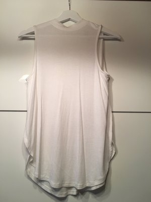 Even & Odd Backless Top white