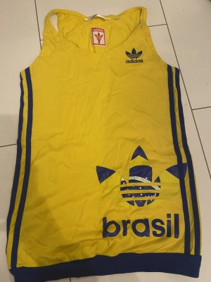 Adidas Blouse topje geel