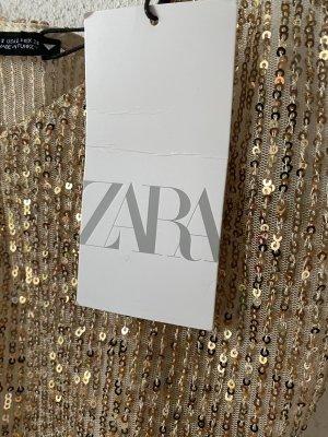 Top Zara Glitter NEU