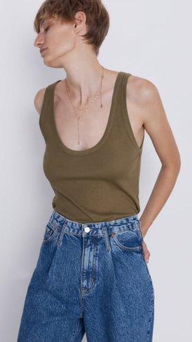 Top Zara Neu