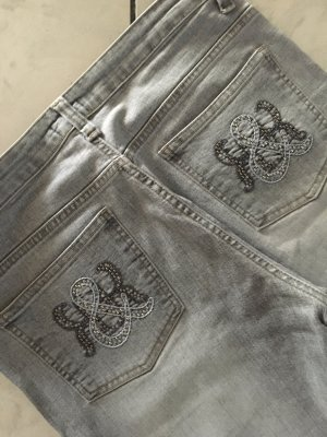 Topp stylische Jeans H. Leetink exclusiv perle Italy 42