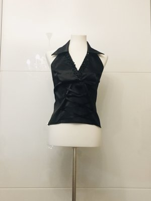 Backless Top black