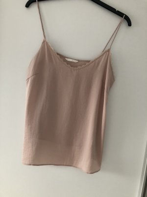 H&M Top con bretelline multicolore