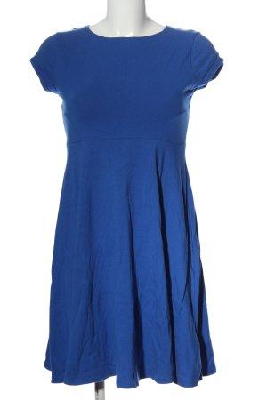 Topshop A-Linien Kleid blau Casual-Look