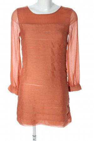Topshop A-Linien Kleid hellorange Business-Look