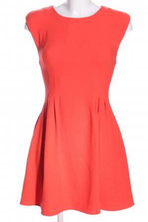 Topshop A-lijn jurk rood elegant