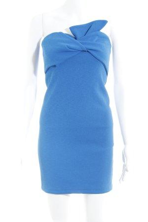 Topshop Abendkleid kornblumenblau Elegant