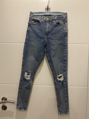 Topshop Alabama Jamie Jeans