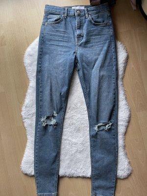 Topshop Alabama Jamie Skinny Jeans