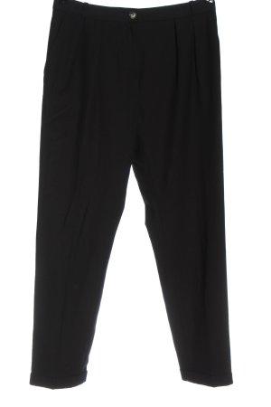 Topshop Anzughose schwarz Casual-Look