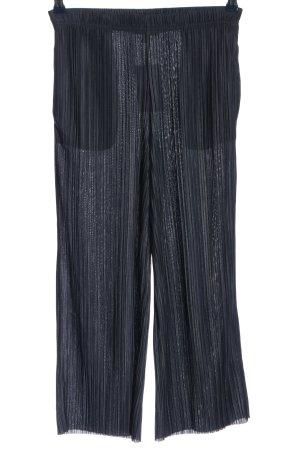 Topshop Baggy Pants schwarz Casual-Look