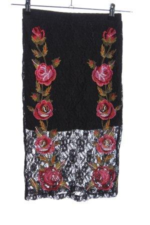 Topshop Bleistiftrock Blumenmuster Elegant