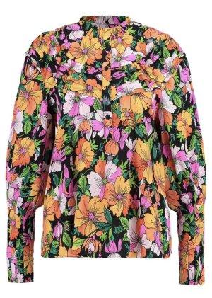 Topshop Bluse bunt Frühling Sommer 38 M