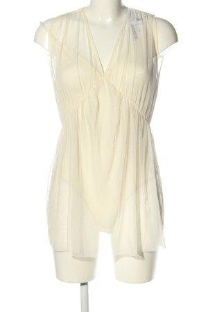 Topshop Bodysuit Blouse cream casual look