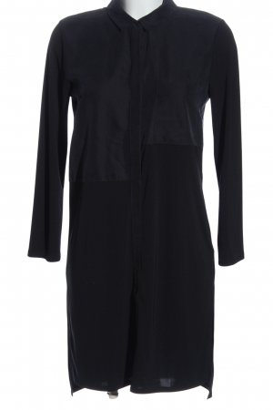 Topshop Blusenkleid schwarz Casual-Look