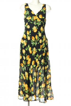 Topshop Blusenkleid Allover-Druck Casual-Look