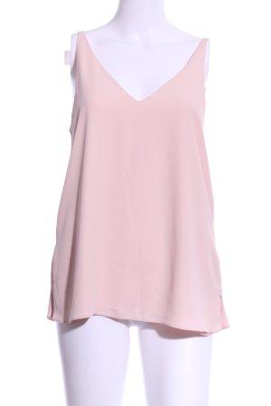 Topshop Blusentop pink Casual-Look